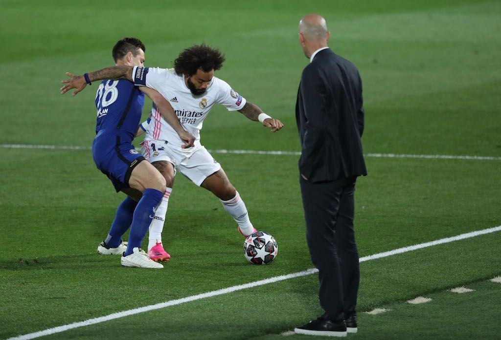 3 عوامل تهدد ريال مدريد بالإقصاء الأوروبي أمام تشيلسي