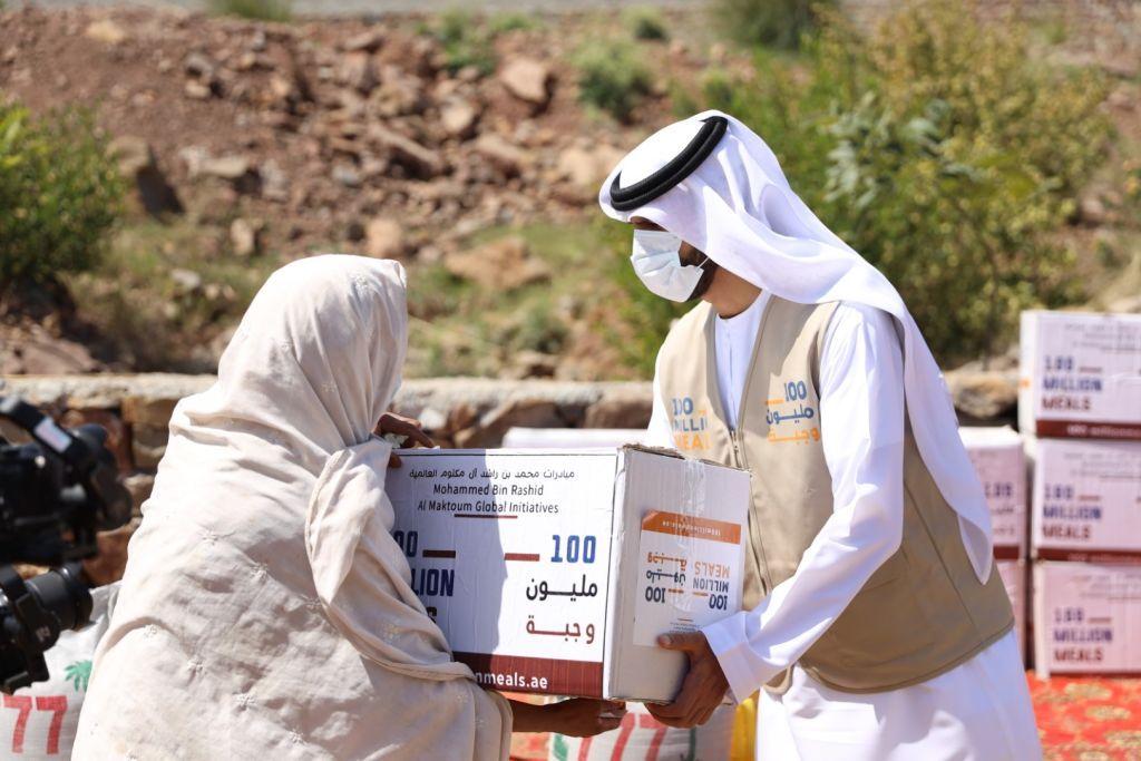 حملة 100 مليون وجبة الأكبر لإطعام الطعام تحقق 216 مليون وجبة