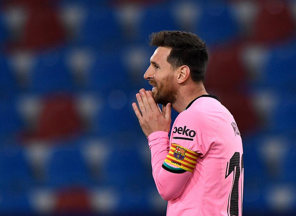 برشلونة يسقط في فخ ليفانتي ويصعب موقفه في صراع الليغا