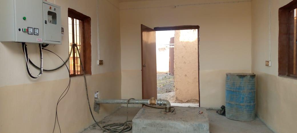 بدعم من الحكومة الإماراتية..تأهيل شبكات المياه والصرف الصحي في سنجار