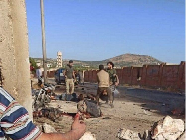 هيئة تحرير الشام تؤكّد مقتل الناطق العسكري باسمها أبو خالد الشامي