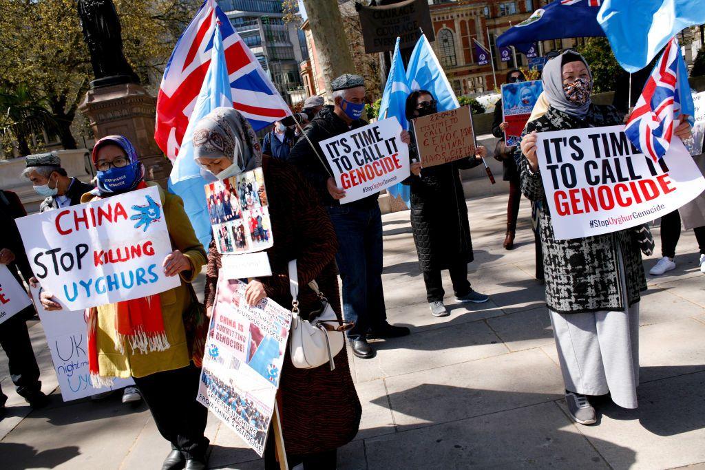 """شهود """"محكمة الإيغور"""" في لندن يتهمون الصين بالتعذيب.. والأخيرة تُحاول التضليل"""