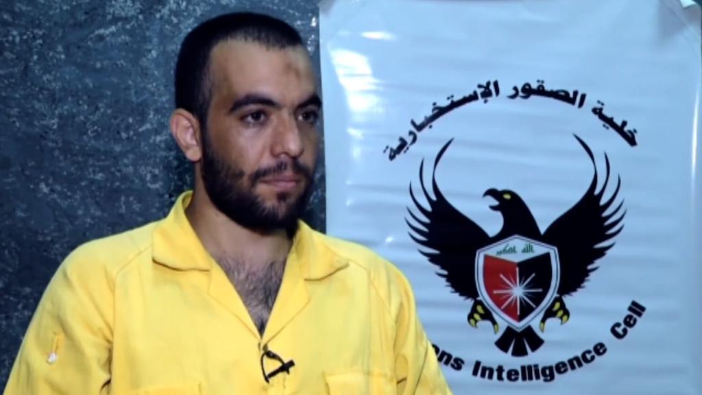 سجين من داعش تحدث لأخبار الآن في وثائقي داعش أسرار الإنهيار