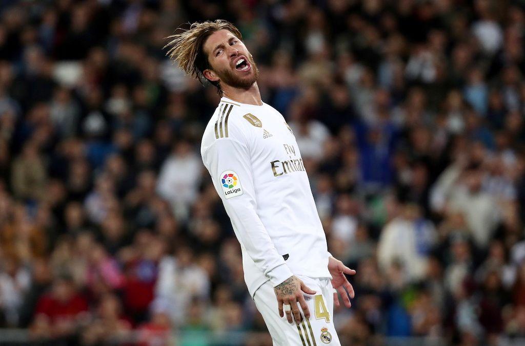 رسمياً.. ريال مدريد يعلن رحيل راموس