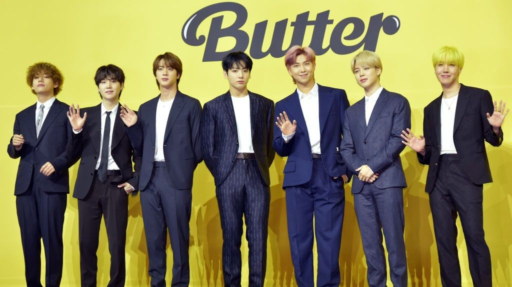 """فرقة """"BTS"""" تواصل حصد النجاحات"""
