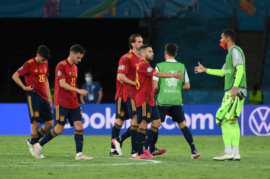 يورو تريند: نكسة إسبانية.. والنيران الصديقة تحرق فرحة رونالدو