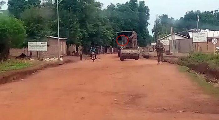 من جرائم الفاغنر في أفريقيا الوسطى.. قتل شخصين من ذوي الإعاقة