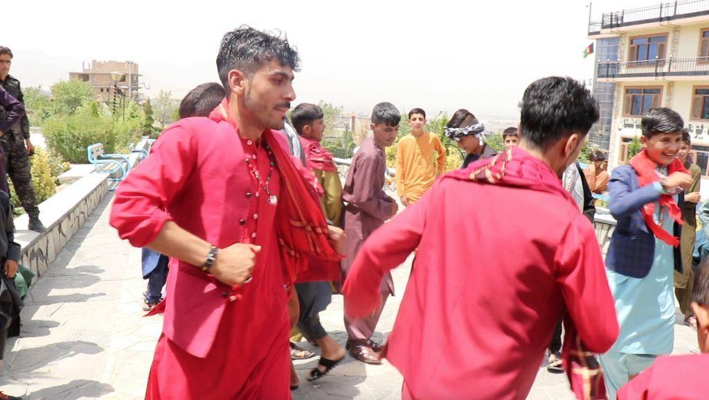 كابول.. منتزه حبيب الله زازاي متنفس الأفغان من ويلات الحرب