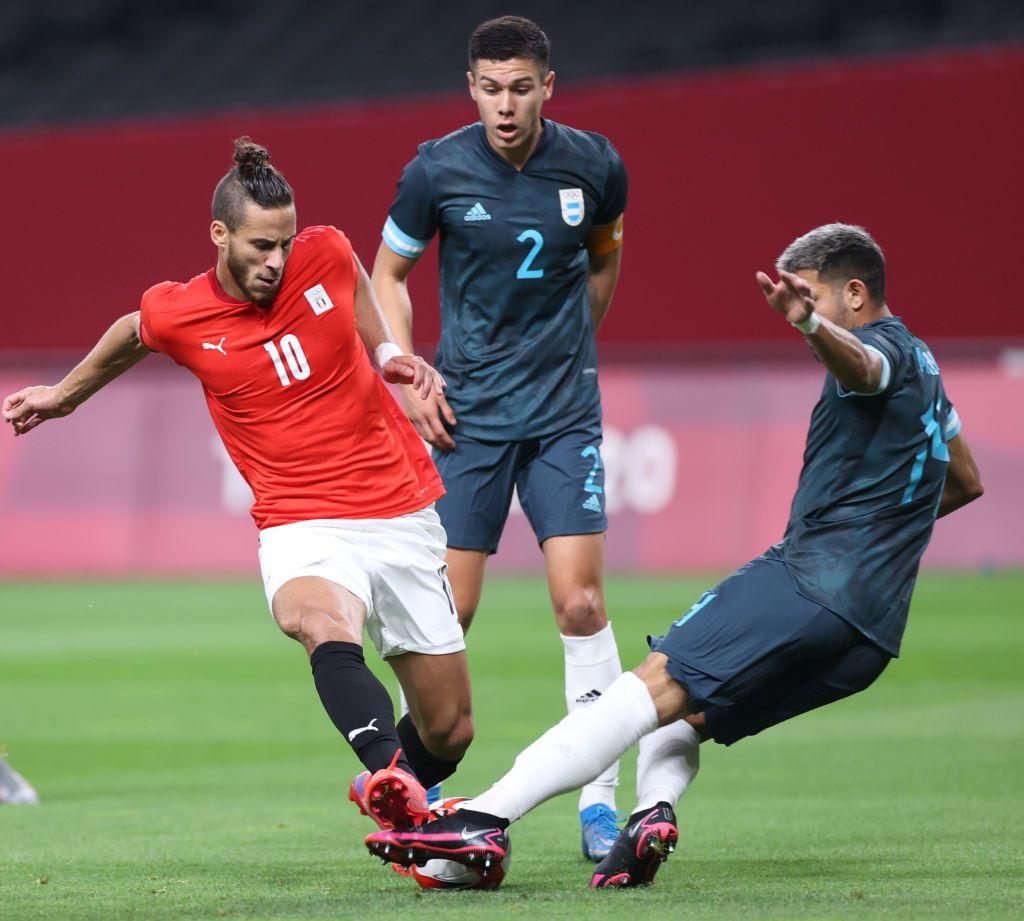مصر تخسر أمام الأرجنتين وتصعب موقفها في طوكيو 2020