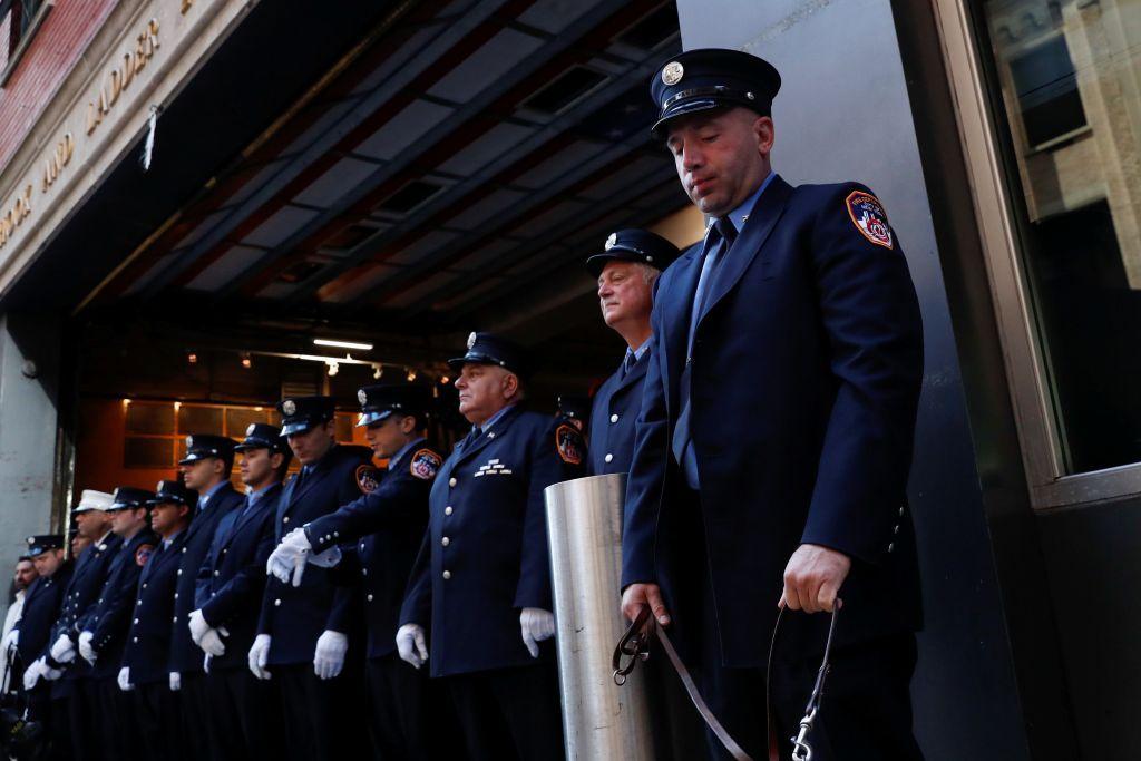 انطلاق مراسم إحياء الذكرى العشرين لهجمات 11 سبتمبر في نيويورك
