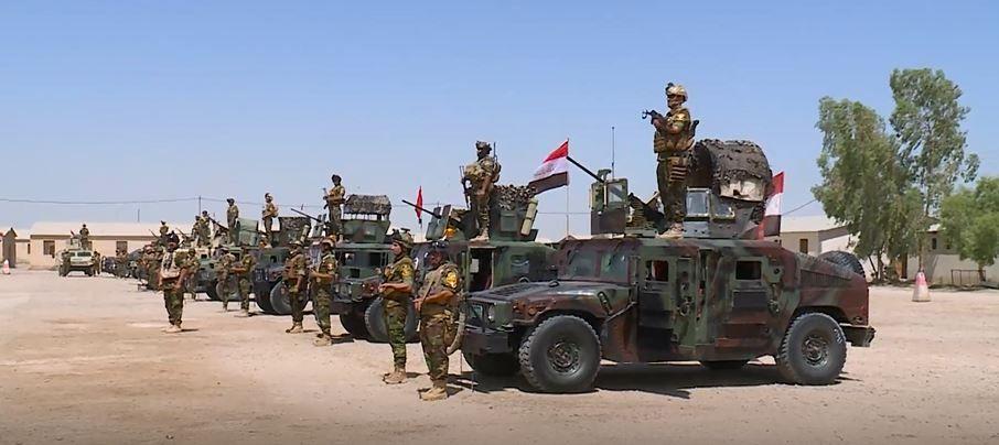 """""""العمليات المشتركة"""" تكشف كيف نجح العراق في منع تسلل عناصر داعش من سوريا"""