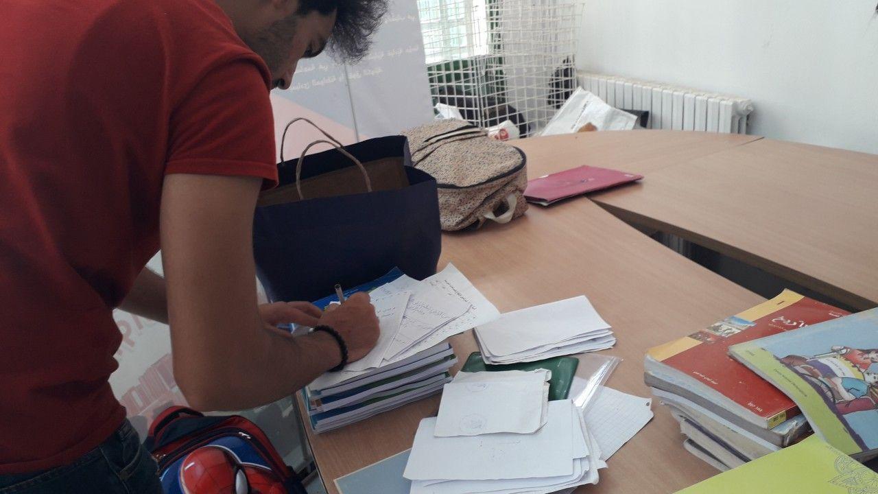 مبادرة للتبرع بالكتب المدرسية المستعملة في نابل تثمر عن أكثر من 100 مستفيد