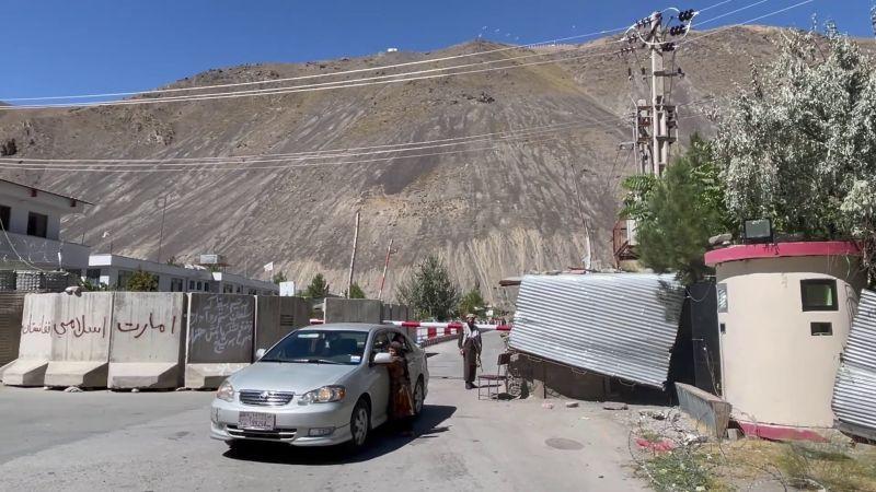 أخبار الآن تتجول في ولاية بانشير وتكشف خوف ومعاناة الأهالي من طالبان