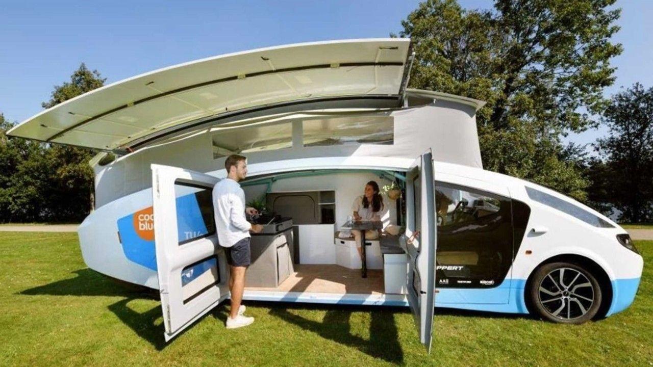 """ستيلا فيتا"""" أول شاحنة تعمل بالكامل بالطاقة الشمسية"""" ستسافر لمسافة 3000 كيلومتر"""