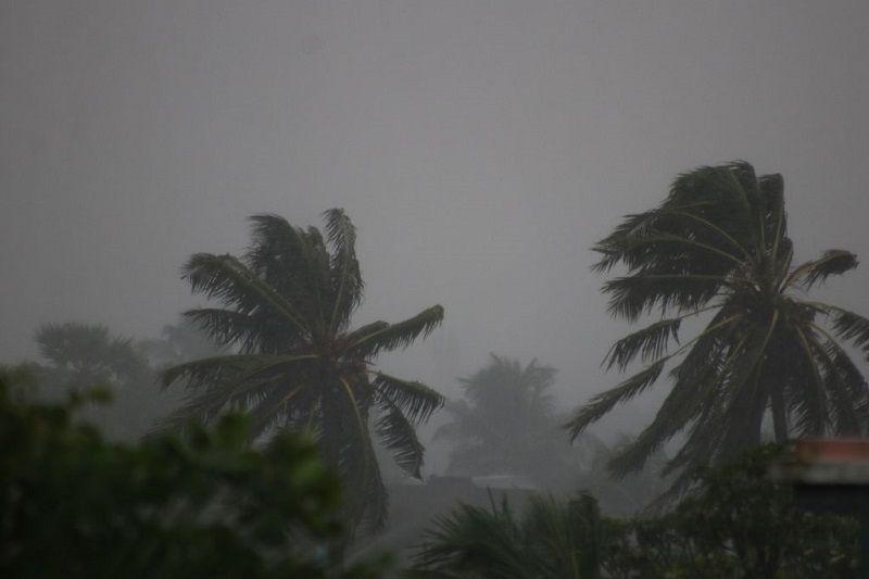 الهند.. مصرع شخصين على الأقل شرق البلاد مع وصول الإعصار غولاب
