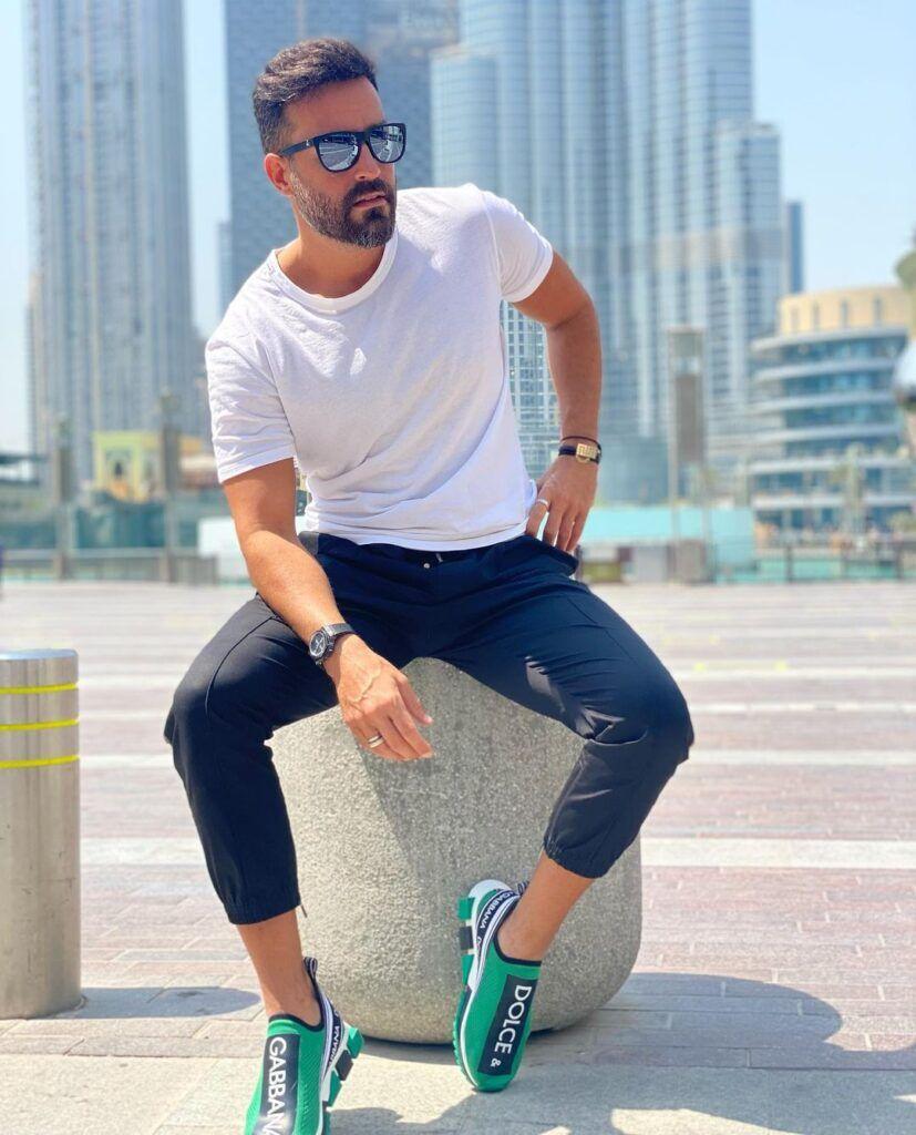سعد رمضان: حصلتُ على الإقامة الذهبية والشهرة لم تغيّر نظرتي للحياة
