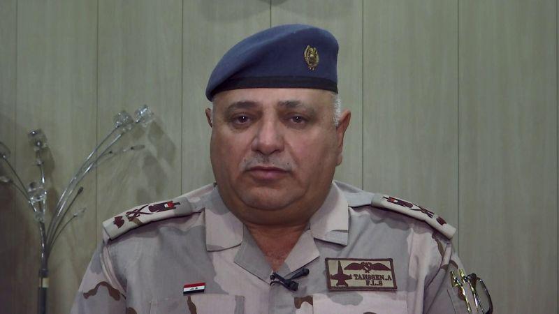 كيف تم اعتقال سامي جاسم الجبوري نائب البغدادي؟ العمليات المشتركة توضح