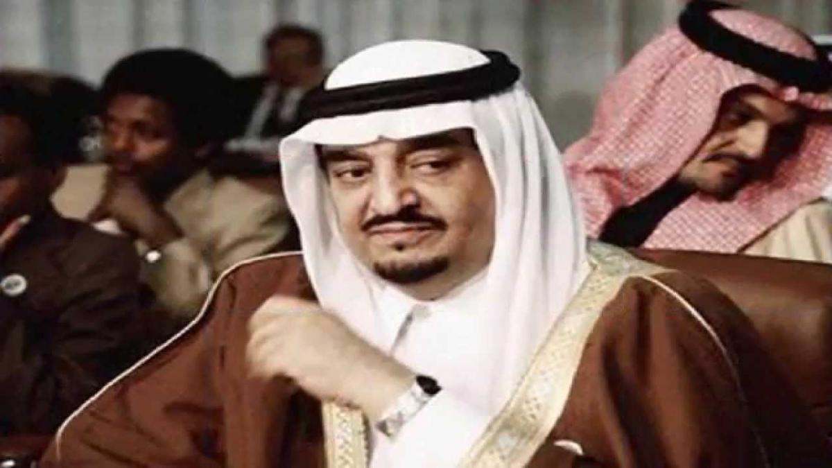 سعوديون يحييون ذكرى وفاة الملك فهد رحمه الله
