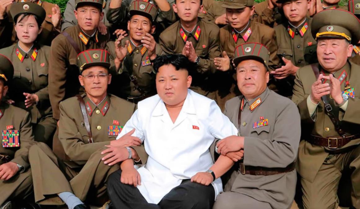 Image result for زعيم كوريا الشمالية