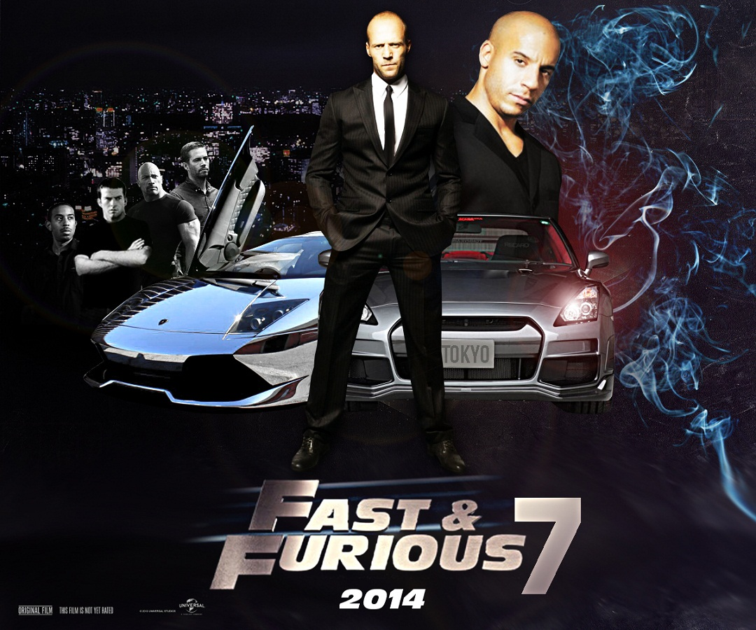 فيلم Fast And Furious 7