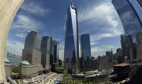 افتتاح مركز التجارة العالمي بعد 13 عاما من هجمات سبتمبر